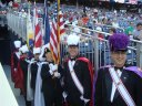 Honor Guard Pre-Game at Nationals Park - June 7, 2008